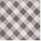 Checker Plaid Storm/Twill by Premier Prints - Drapery Fabric 30 Yard Bolt