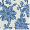 Wythe House Porcelain Linen Drapery Fabric by Iman - Order a Swatch
