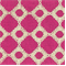 Keswick Ribbon Blossom Drapery Fabric by Willamsburg - Order a Swatch