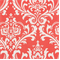 Ozborne Coral White by Premier Prints Drapery Fabric 30 Yard Bolt