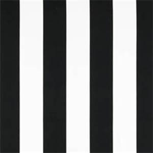 Stripes Black/White by Premier Prints - Drapery Fabric 30 Yard Bolt