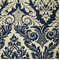 M9209 Indigo Matelasse Upholstery Fabric by Barrow - Order a Swatch