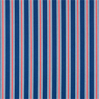 Trey American Blue by Premier Prints - Drapery Fabric 30 Yard Bolt