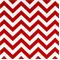 Zig Zag Lipstick/White by Premier Prints - Drapery Fabric - Order a Swatch