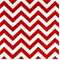 Zig Zag Lipstick/White by Premier Prints - Drapery Fabric 30 Yard Bolt