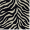 Safari Black Animal Print Drapery Fabric - Order a Swatch