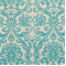 Abigail Mandarin Blue/Dosset by Premier Prints - Drapery Fabric 30 Yard Bolt