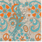 Hippie Chick Mandarin Dossett by Premier Prints - Drapery Fabric 30 Yard Bolt