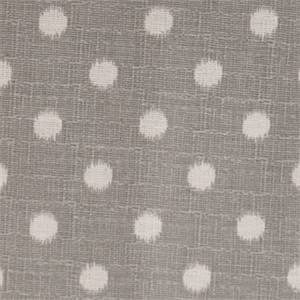 Ikat Dots Nova/Birch by Premier Prints Designer - Drapery Fabric - By The Bolt
