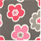 Ikat Petals Flamingo by Premier Prints - Drapery Fabric - Order a Swatch