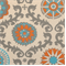 Rosa Mandarin/Dossett by Premier Prints - Drapery Fabric - By The Bolt