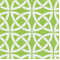 Linked In Lime Contemporary Outdoor Fabric - Order a Swatch
