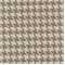 Bohemian 65 Linen Houndstooth Upholstery Fabric - Order a Swatch