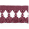 Naples Tassel Trim 6435 Purple - Order a Swatch
