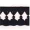 Naples Tassel Trim 6441 Navy Blue - Order a Swatch