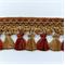 404/580 Tassel Fringe - Order a Swatch