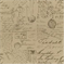 Inscribe 607 Stone Printed Script Fabric - Order a Swatch