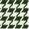 Bohemian 27 Fern Green Houndstooth Upholstery Fabric - Order a Swatch