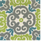 Suzanne Aegean Contemporary Scrolls Fabric - Order a Swatch