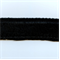 SAV7-C Onyx Brush Fringe - Order a Swatch