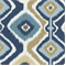 Mesa China Contemporary Indoor/Outdoor Fabric  - By The Bolt