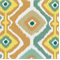 Mesa Citron Contemporary Indoor/Outdoor Fabric - By The Bolt