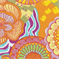 Kaliedescope Multi Floral Indoor/Outdoor Fabric - Order a Swatch