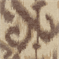 M9333 Desert Tan and Ivory Ikat by Barrow Merrimac - Order a Swatch