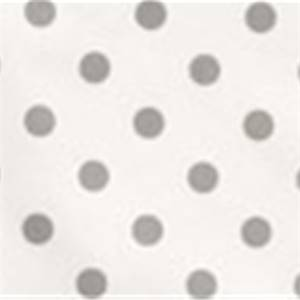 Polka Dot White/Storm Twill by Premier Prints 30 Yard Bolt