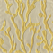 Barrier Golden Mist Coral Reef Embossed Faux Silk Drapery Fabric - Order-a-swatch