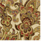 Grand Paisley Multi Jacquard Paisley Upholstery Fabric - Order-a-swatch