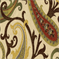 Grand Estate Multi Jacquard Floral Upholstery Fabric - Order-a-swatch