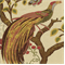 Grand Phoenix Multi Jacquard Floral Bird Upholstery Fabric - Order-a-swatch