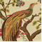 Grand Phoenix Jewel Jacquard Floral Bird Upholstery Fabric - Order-a-swatch