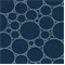 Meiosis Marine Blue Woven Upholstery fabric by Robert Allen - Order a Swatch