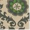 Rosa Organic Green/Linen by Premier Prints - Drapery Fabric 30 Yard Bolt