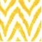 Diva-Corn Yellow Chevron Stripe Ikat Slub by Premier Prints - Drapery Fabric 30 Yard Bolt