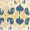 Rio Denim/Natural by Premier Prints - Drapery Fabric 30 Yard Bolt
