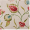 Springhill Cliffside Ivory Floral Drapery Fabric by Swavelle Mill Creek - Order-a-swatch