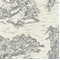 Ort Toile Brindle Printed Drapery Fabric - Order a Swatch