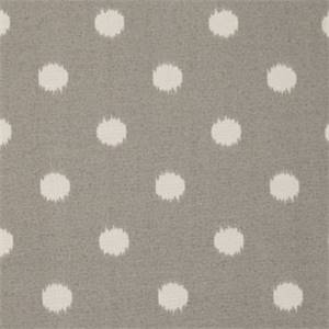 Ikat Dots Grey Outdoor by Premier Prints - Drapery Fabric 30 Yard bolt