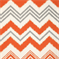 Zazzle Orange and White Indoor/Outdoor Fabric by Premier Prints 30 Yard bolt