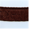Design 2020 Cocoa Brush Fringe - Order a Swatch