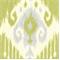 Dakota Meadow Cotton Ikat Drapery Fabric - Order-a-swatch