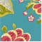 ODL St. Thomas Caribbean Blue Indoor/Outdoor Fabric by P Kaufmann - Order a Swatch
