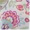 Castilo Julep Floral Drapery Fabric by Richloom Platinum Fabrics - Order a Swatch