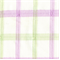 Spring Plaid Lilac Cotton Plaid Drapery Fabric - Order a Swatch