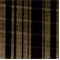KHI Plaid Chocolate/Gray Chenille Upholstery Fabric - Order a Swatch