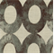 M9425 Seamist Woven Large Circle Design Upholstery Fabric - Order a Swatch