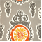 Michelle Citrus Indoor/Outdoor Fabric by Premier Prints - Order a 30 Yard Bolt
